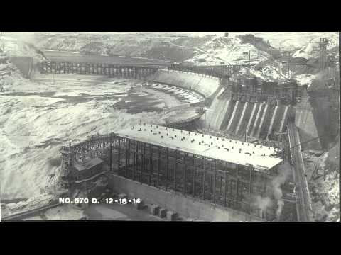 The History of Ryan Dam, Great Falls, Montana