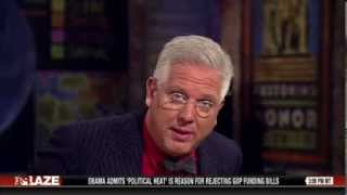 Glenn Beck Reveals a Story He Hasn