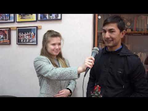 Студенты НГСХА и «студенческое ТВ «Сельхозnews TV» поздравляют Вас с наступающим Новым Годом!