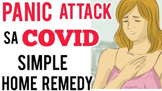 Panic Attack sa Covid: Simple Remedy - By Doc Willie Ong #957