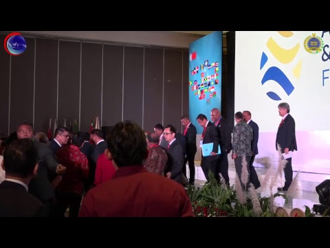 The First Ministerial Meeting of the Archipelagic and Island State (AIS) Forum
