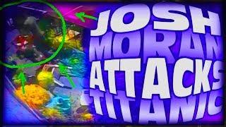 JOSH MORAN CHEATED ON POPPY!? **EVIDENCE** BIZARRE CONVERSATIONS OF TITANIC SINCLAIR DISCOVERED!!
