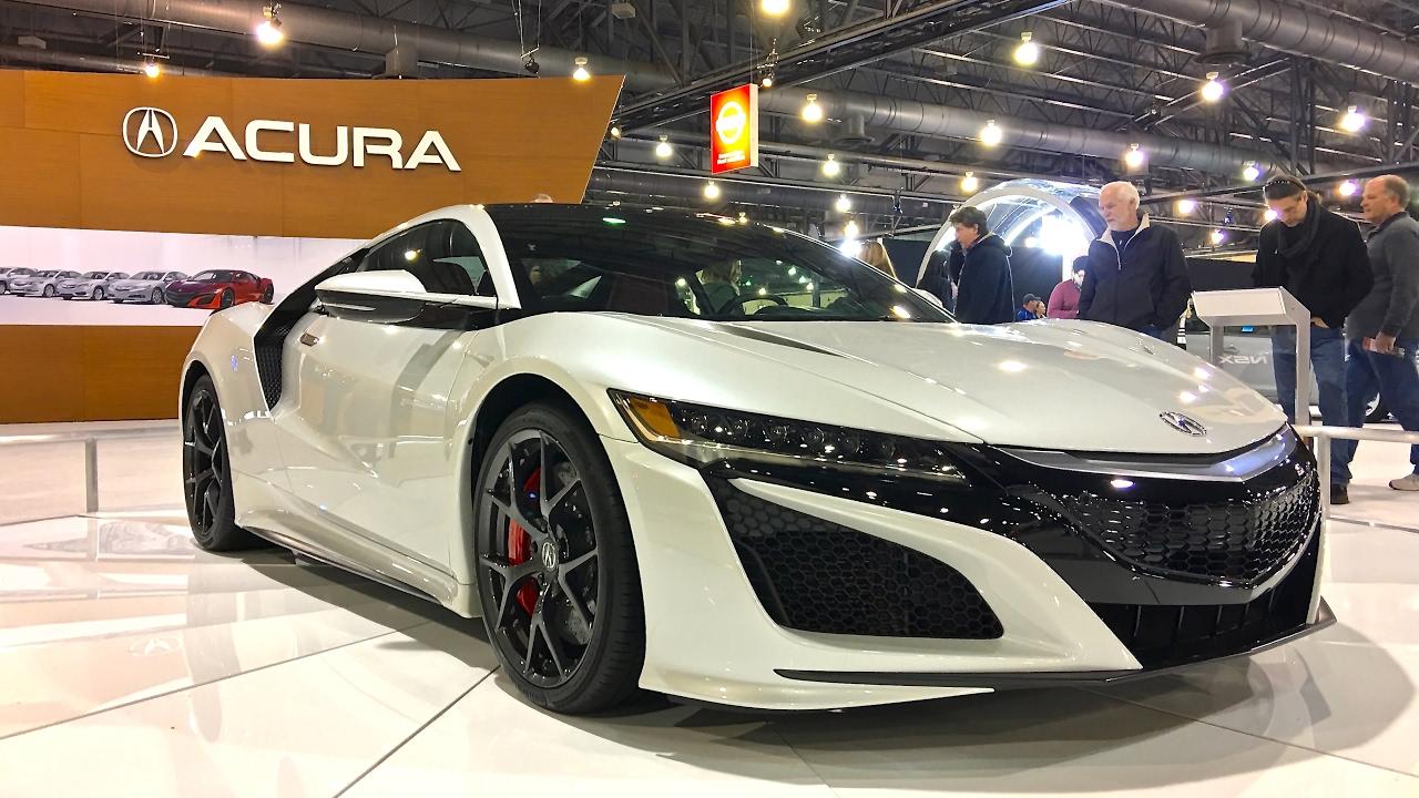 Philly Car Show: Philadelphia Auto Show 2017