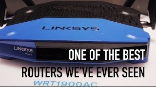 Linksys WRT1900AC - Perhaps The Craziest Router We've Seen | CES 2014