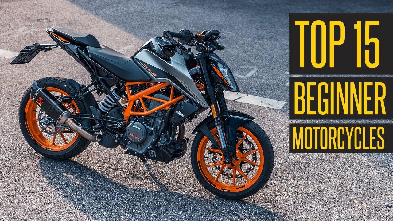 Download The 15 Best Beginner Motorcycles In 2021