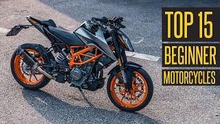 The 15 Best Begİnner Motorcycles In 2021
