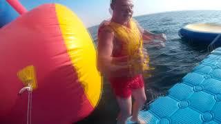 Море Железный Порт Украина 2020 Остров Отдых Развлечения