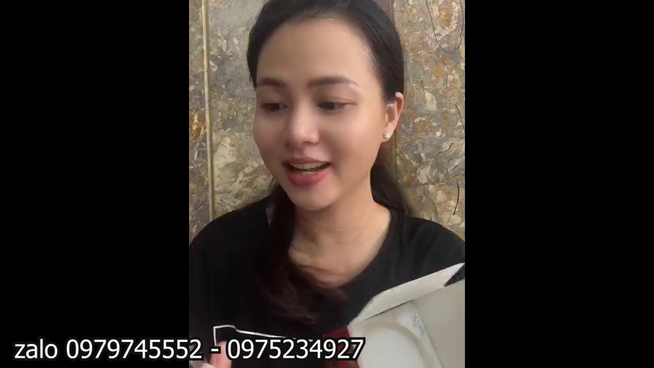 Cảm nhận rất tốt từ khách hàng khi dùng kem dưỡng da ngày đêm Bạch Hoa Hồng, cám ơn chị Trang nhé