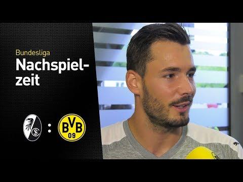 "Bürki: ""The referee had a bad day"" | SC Freiburg - Borussia Dortmund 0-0"