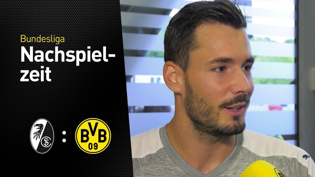 "Bürki: ""The referee had a bad day""   SC Freiburg - Borussia Dortmund 0-0"