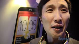 HTC One X and One V  Hands on Demo  and Media Link HD- iGyaan