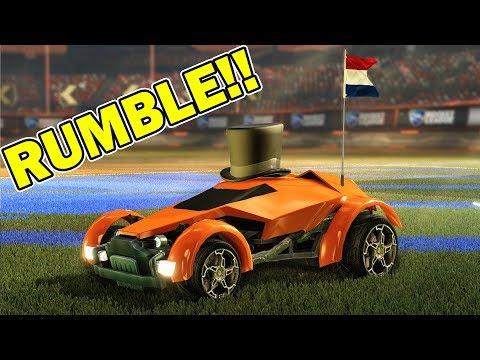Rocket League - W/ Blitzwinger - LETS GET READY TO RUMBLE!!!