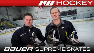 Bauer Supreme 2S Pro Skate Line // On-Ice Insight