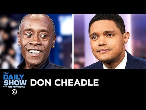 "Don Cheadle – Revisiting A Stock Crash In ""Black Monday"" – Extended Interview 
