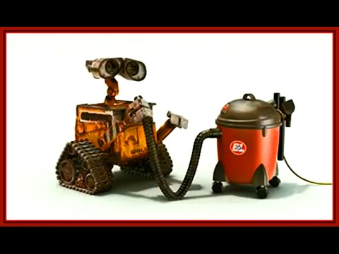 Wall-E - Pixar Short Films Collection. Funny Animation Movies