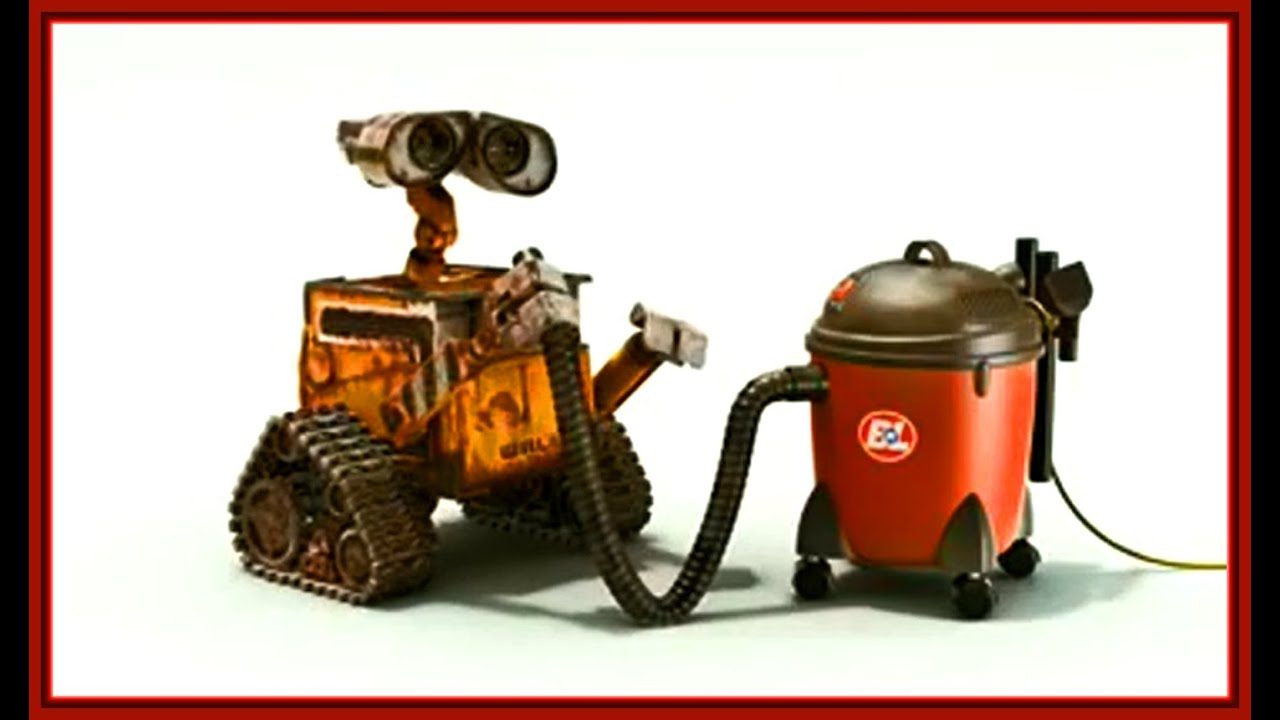 Wall-E - Pixar short films collection. Funny animation ...