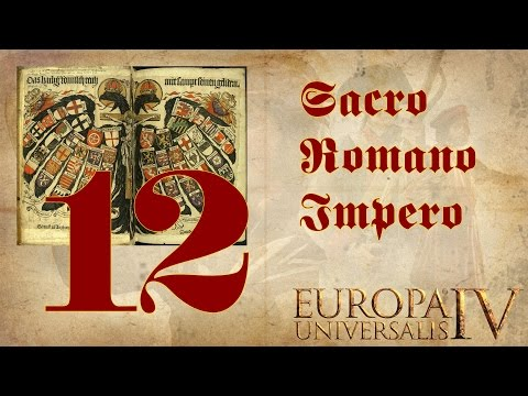 """EU4 Common Sense: SRI ep. 12 """"Oltre la Manica"""""""