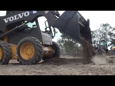 4 In 1 Bucket For Skid Steers, Mini Loaders Or Tractors By Digga Australia