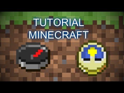 Utilidad De La Brujula Y El Reloj Minecraft