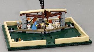 Baixar Nativity Scene LEGO Pop-Up Book Insert