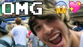 [Vlog] OH MY GOD IT'S THE ANIME MAN | Fun Times in Akihabara + Real Life Horror Movies