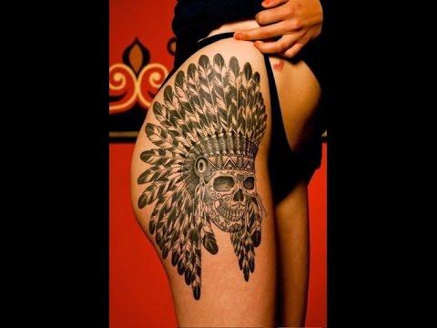 tatuajes de calaveras / craneos / skull tattoos