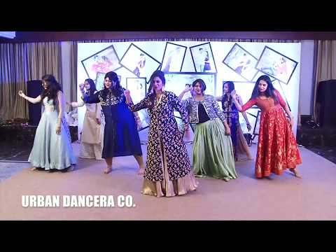 Sau Aasmaan| Sister's Dance | Indian Wedding | Urban Dancera Co.
