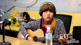 신동의 심심타파 - Yoo Seung-woo - Hello, 유승우 - 헬로 20130518