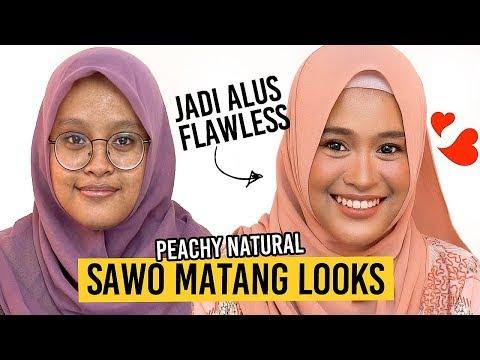 Transformasi Make Up Sawo Matang Super Flawless!