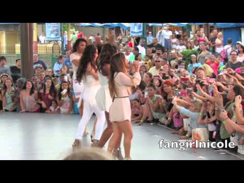Fifth Harmony Me & My Girls LIVE Downtown...