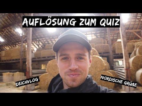 Auflösung Zum Quiz | DEICHVLOG #22