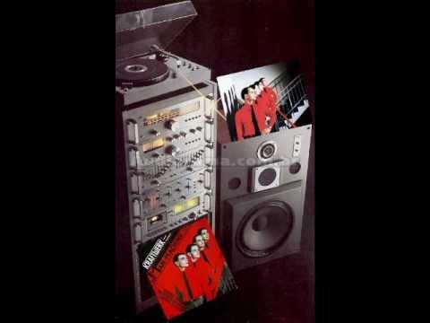 The man machine (Square bass mix) - Kraftwerk