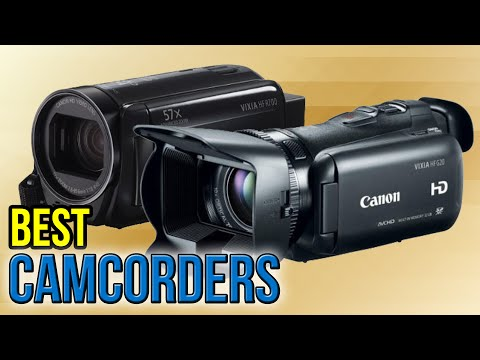 9 Best Camcorders 2017