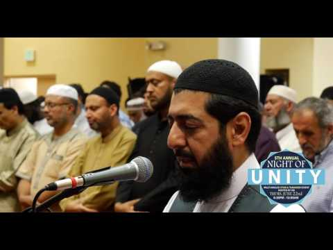 Qari Muhammad Zahid | Warsh 'an Nafi' al-Madani | 5th Annual DMV Night of Unity