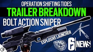 Attacker & Defender Trailer Breakdown - Shifting Tides - Kali & Wamai - Rainbow Six Siege