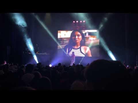 NIKI - See U Never Live Performance Sydney