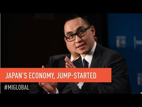 Japan's Economy, Jump-Started