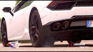 Test Lamborghini Huracan LP 580-2 2018