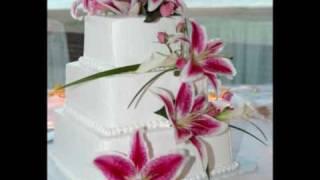 Cutting Edge Cakes - Wedding Cakes