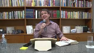 Estudo Bíblico em 1ª Pedro - Rev. Marcos Alexandre - 18/3/2020