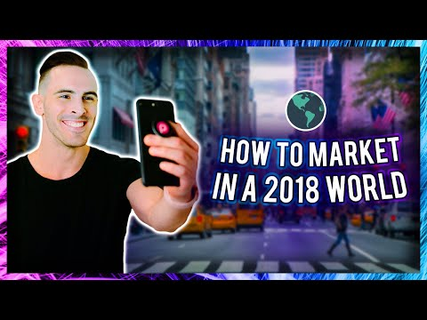 HOW TO MARKET IN A 2018 WORLD | (Associations & Clubs Conference Perth)