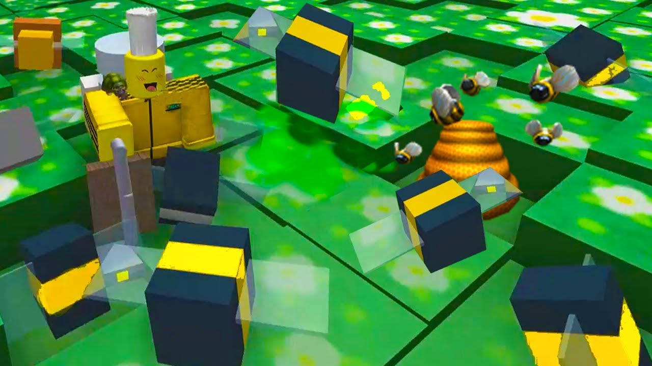 ROBLOX BEE SWARM SIMULATOR *BUZZ BUZZ*