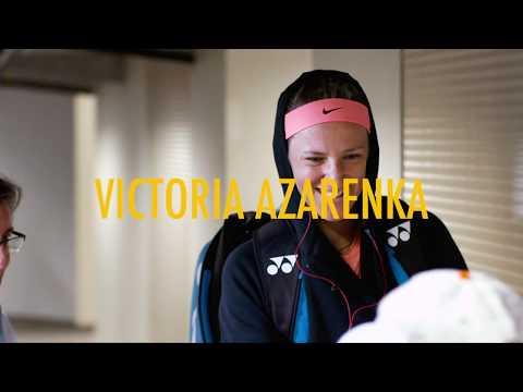 2019 ASB Classic | Victoria Azarenka Announcement