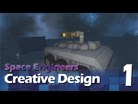 Space Engineers Beta - Hydrogen Truck