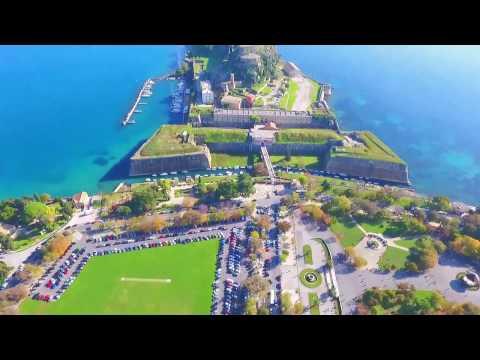 A walk in Corfu town