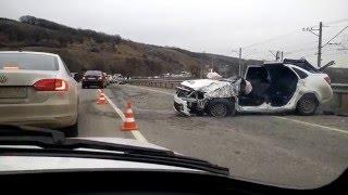 Авария Кисловодск Ессентуки(, 2016-02-01T11:00:25.000Z)