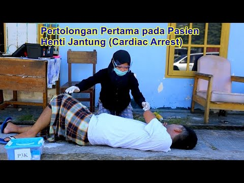 Health Education| First Aid And Basic Life Support For Cardiac Arrest