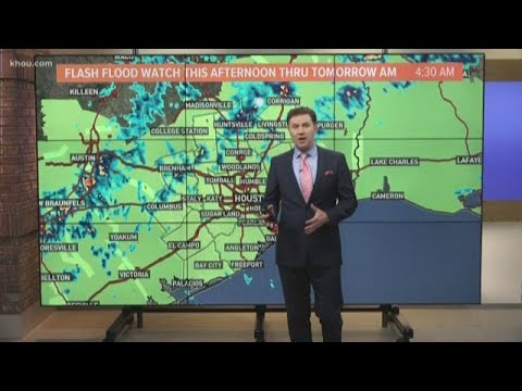 KHOU 11 News Top Headlines at 4:30 a.m., December 7, 2018