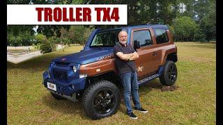 TROLLER TX4 2020, com Emilio Camanzi