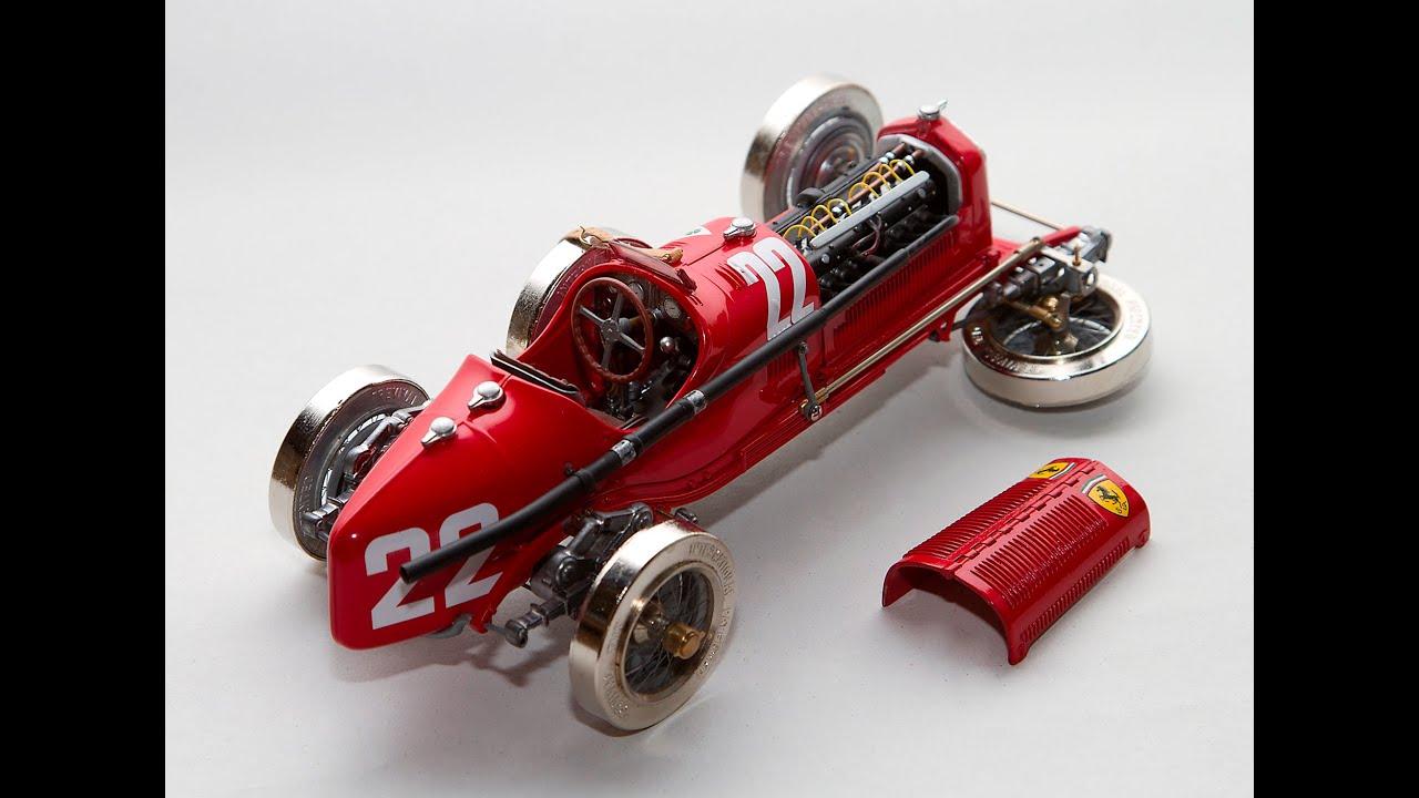 1 20 Hand Built Alfa Romeo P3 Targa Florio Based On
